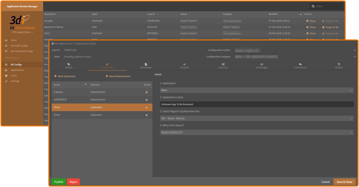 WHY WE'VE ADDED A WORKFLOW MANAGER TO DCDM (Data Compliance & Dependency Manager)
